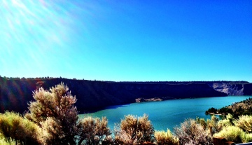 The Cove Palisades, Oregon