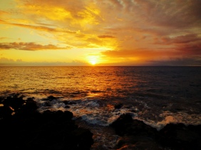 Sunsets in Kihei are my favorite...