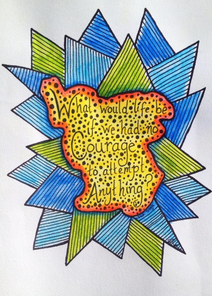 Art by Jaklyn Larsen